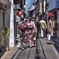 写真: 京都祇園四条
