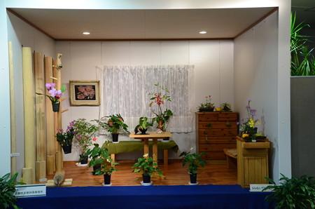 お花のある部屋