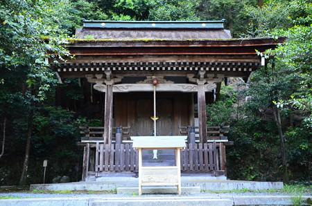 月読神社本殿