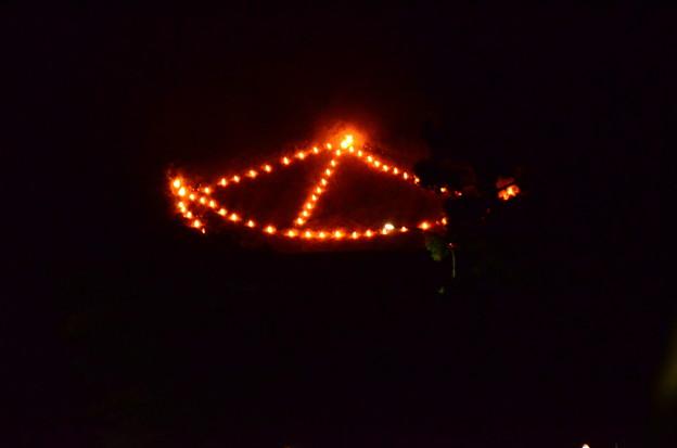 出雲路橋から見る舟形