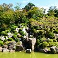 写真: 名勝庭園