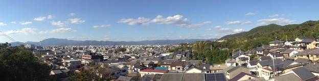 悲田院からの眺望