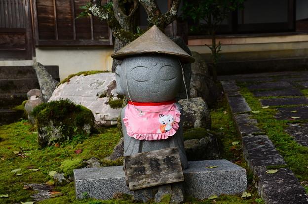 地蔵寺のお地蔵様