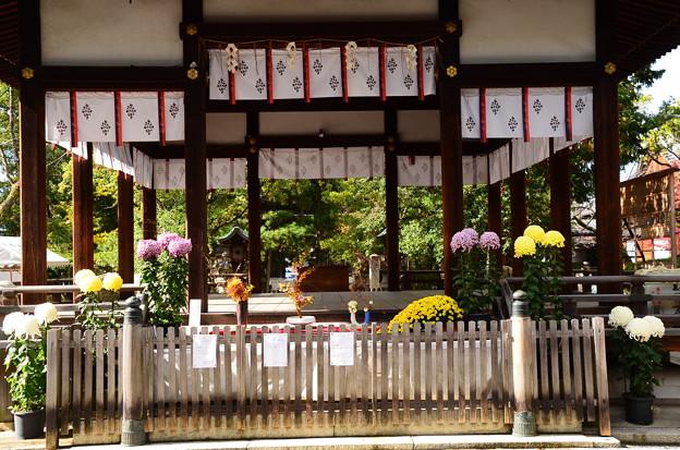 秋の上御霊神社