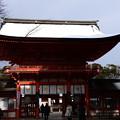 Photos: 雪の楼門