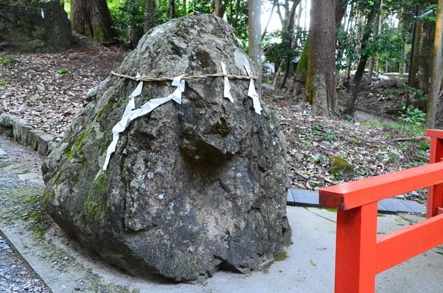 Photos: 猿の霊石