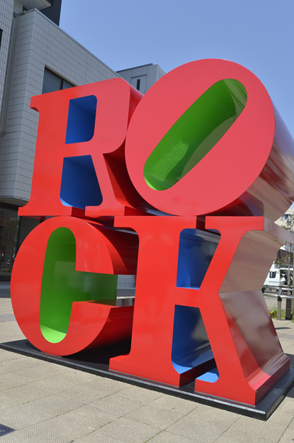 Rockの聖地