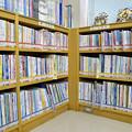 写真: 図書館の風景