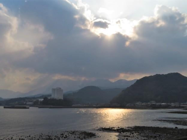写真: 陽光(別府湾豊岡)_3019