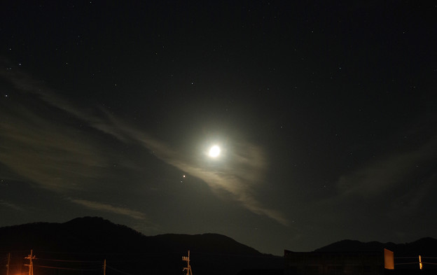 月と木星2