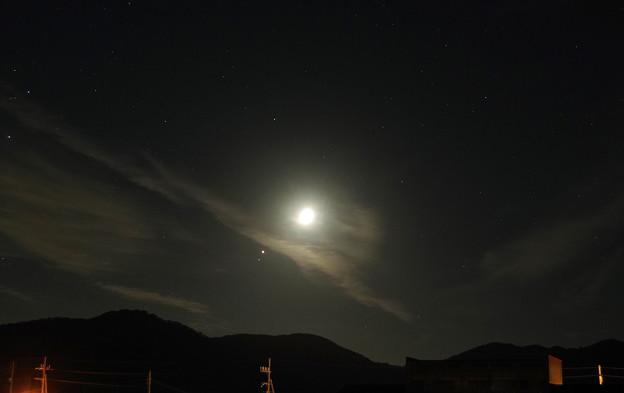 Photos: 月と木星2