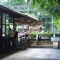Photos: 鞍馬駅内2