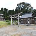高島市散歩 邇々杵神社