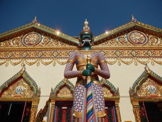 寝釈迦仏寺院-Georgetown,Penang