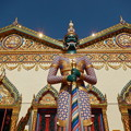 写真: 寝釈迦仏寺院-Georgetown,Penang
