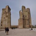 写真: アクサライ宮殿跡