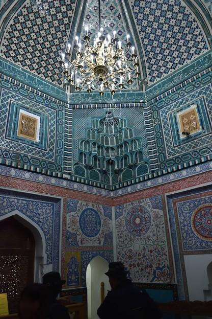 クサム・イブン・アッバス廟