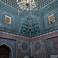 写真: クサム・イブン・アッバス廟