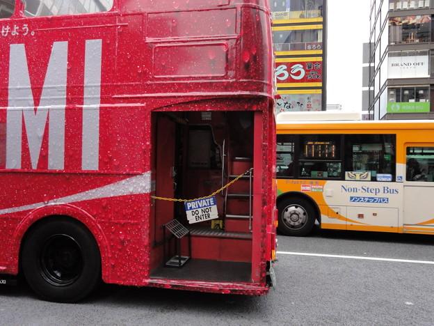 日英「バス」共演