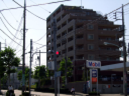 [School Days]誠の住んでいるマンションのモデル