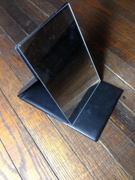 折り畳みミラー $1