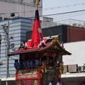 写真: 函谷鉾 祇園祭2018
