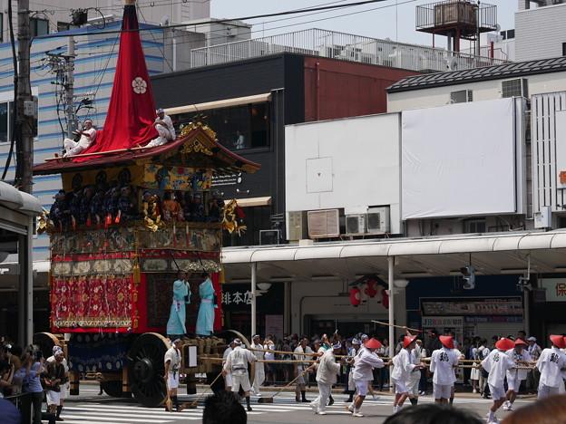 鶏鉾 祇園祭2018