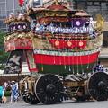 写真: 船鉾 斜め後ろ 祇園祭2018