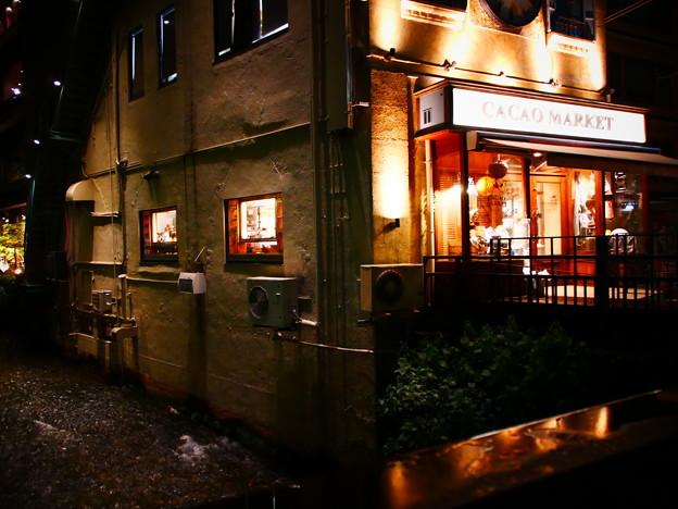 祇園のカフェ
