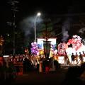 粟田祭 2018 01 粟田神社夜渡り神事