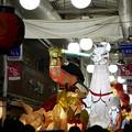 粟田祭 2018 10 古川町商店街通過中の大燈呂
