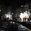 粟田祭 2018 12 白川を通過中の大燈呂