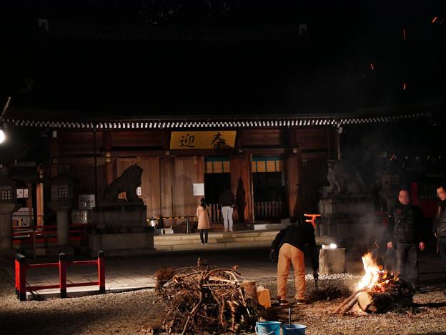 京都霊山護国神社 初詣2019