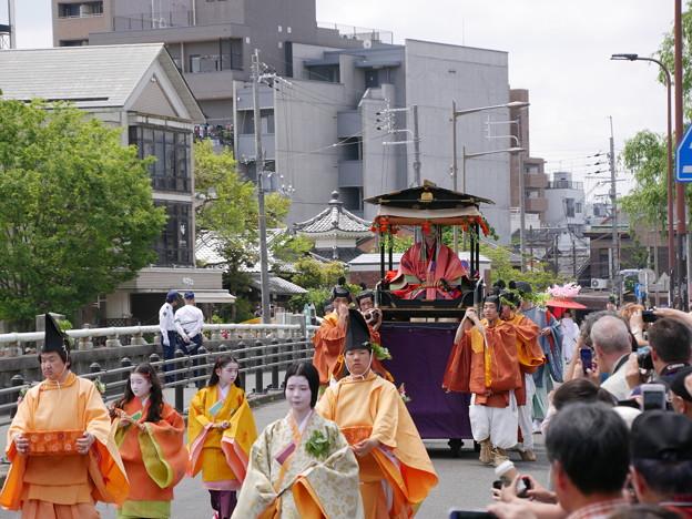 第64代斎王代 2019 葵祭