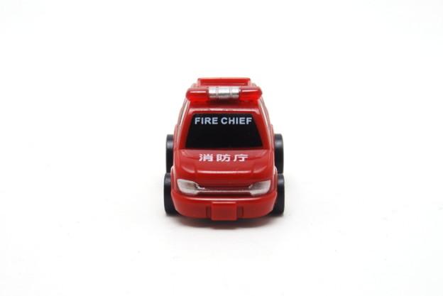 FIRE_FIRE ORIGINAL ミニミニチョロQコレクション 4.指揮車_004