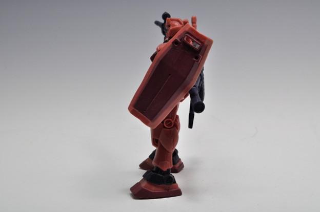 バンダイ_HGシリーズ シャア・アズナブルコレクション 機動戦士ガンダム ギレンの野望 RX-78 C-A ガンダム_006