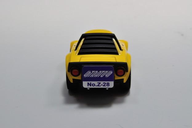 トミーテック_チョロQ zero  No.Z-28d ランチア ストラトス HF Lancia Stratos HF_005