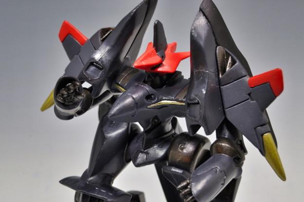 バンプレスト_スーパーロボット大戦 オリジナルフィギュアX DCAM-006VT ガーリオン・カスタム トロンベ_006