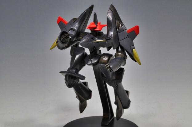 バンプレスト_スーパーロボット大戦 オリジナルフィギュアX DCAM-006VT ガーリオン・カスタム トロンベ_005