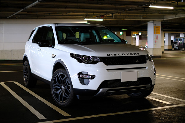 discovery sport。