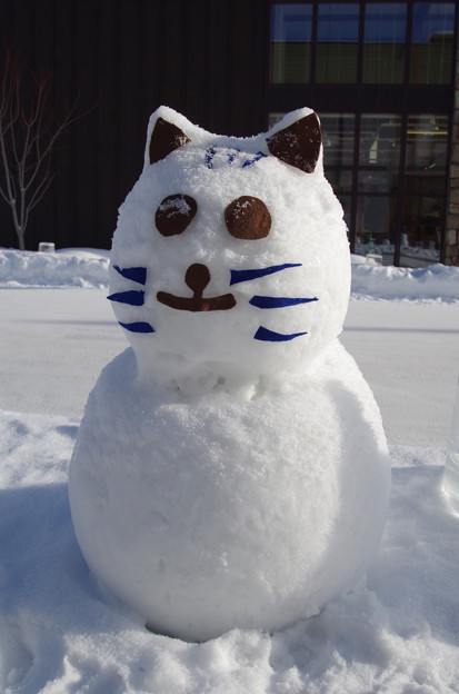 雪だるま キャラクター 2