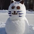 Photos: 雪だるま キャラクター 2