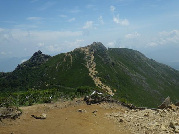 Photos: 東天狗岳