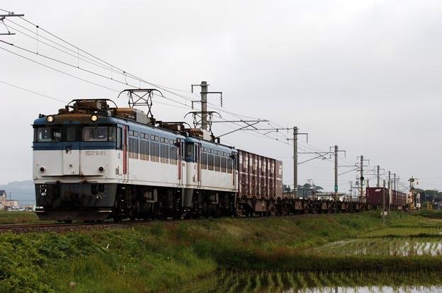 ED79-51 津軽海峡線