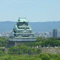 写真: 大坂城