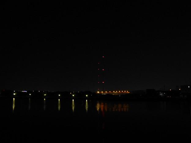 羽曳野市野にあるラジオ塔