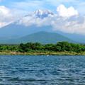 写真: 精進湖