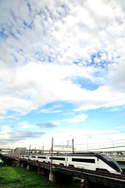 Photos: 雲が切れてきた