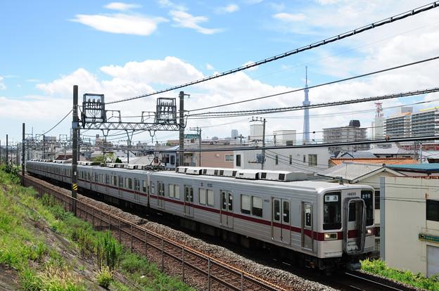 東武10030型電車