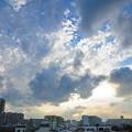 写真: 千住界隈の空